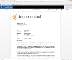 Documentaal.nl - Cloud Only
