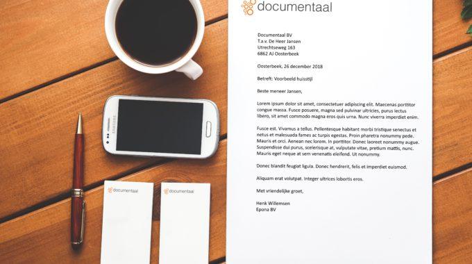 Documentaal.nl - Huisstijl